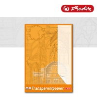 Transparentblock 65g/m²