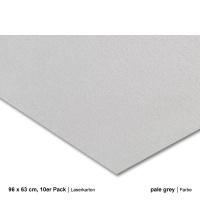 Laserkarton 96 x 63 cm, pale grey