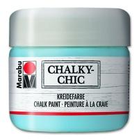 Marabu Chalky-Chic 225 ml, lichtblau