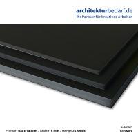 F-Board 100x140cm, Stärke 5mm