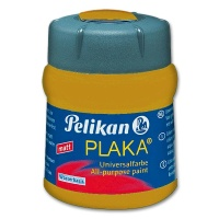 PLAKA Color 18 yellow ochre