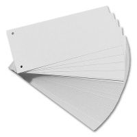 Separation Strips, white, 100 pcs.