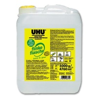UHU All-Purpose Adhesive Refill-Bottle 5kg