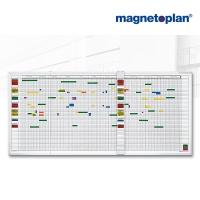 magnetoplan Aktivitäten-/ Urlaubsplaner 60, 5-Tage-Woche
