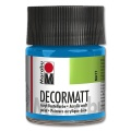 Decormatt Acrylic matt - No. 095 azure blue