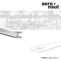 ASA Verbindungsleiste-H, Innen 1,0 mm