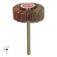 Rotary Flap Wheel Sander, 30 x 10 mm