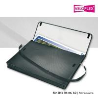 Veloflex 4422400, Zeichentasche für 50 x 70 cm, A2
