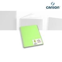Skizzenbuch Canson Notes, grün A6