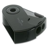 Double-hole Tub Sharpener Sleeve black
