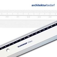 Schneidlineal mit Stahlkante 30cm