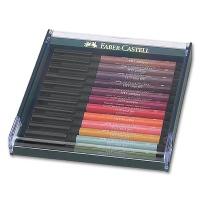 Pitt Artist Pen 12er Erdfarben