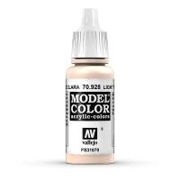 Model Color 70.928 Light Flesh