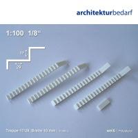 Treppe 17/29 Breite 10 mm
