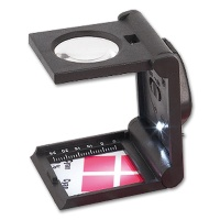 Linen Tester, Magnification Five Times