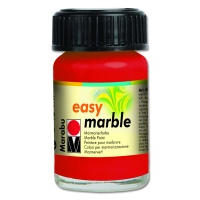 Easy Marble 15 ml kirschrot 031
