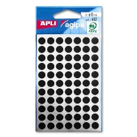 agipa Marking Points, Ø 8 mm black