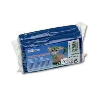 Plasticine 500g dark blue