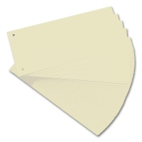 Separation Strips, beige, 100 pcs.