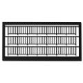 Railings 1:100, Type 1, black