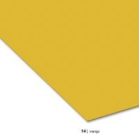 Tonzeichenpapier 1DIN A3, 14 mango