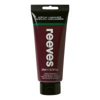 Reeves Acrylic 200 ml, 290 madder lake dark