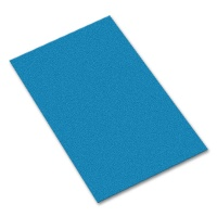 Sponge Rubber Medium Blue