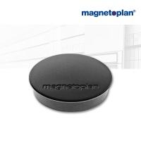 magnetoplan Discofix Rundmagnete standard, black