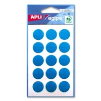 agipa Marking Points, Ø 19 mm, blue