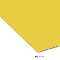Tonzeichenpapier 70 x 100 cm, 17 maisgelb