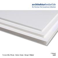 F-Board 50x70cm, Stärke 5mm