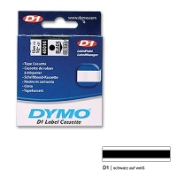 DYMO Tape D1 - 19 mm x 7 m