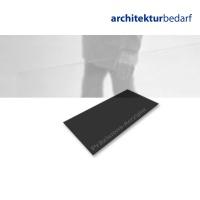 Präzisions-Acrylglas transparent schwarz