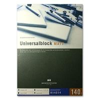Universal Pad matt, A4, 140 g/m²