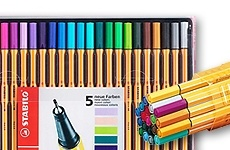 Stabilo Point 88 Fineliner Sets
