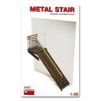 Metal Stair, Scale 1:35