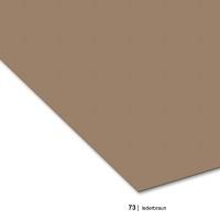 Tonzeichenpapier DIN A3, 73 lederbraun
