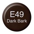 COPIC Ink Typ E49 dark bark