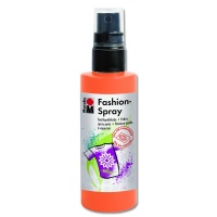 Textile Spray Paint Fashion-Spray 225 mandarin