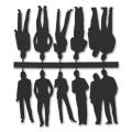 Figures, 1:50, black