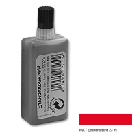 Drawing Ink 23 ml red