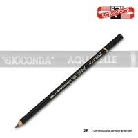 Gioconda Aquarellgraphitstift 2B