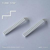 Treppe 20/24 Breite 4,0 mm