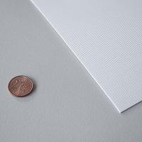 Trapezoidal Sheet, Grid 1 mm