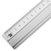 Aluminiumlineal 30 cm - Sonderposten