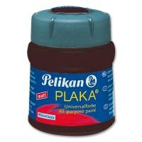 PLAKA Farbe - 56 dunkelbraun