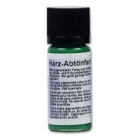 Gießharz-Abtönfarbe grasgrün opak