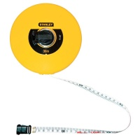 Tape Measure, Fibreglass, Length 30 m