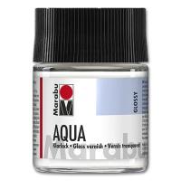 Aqua-Klarlack 50 ml Glas hochglänzend