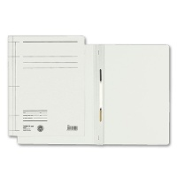 Leitz Loose-Leaf Binders Rapid A4 white
